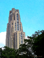 The Cathedral of Learning - a Pittsburgh Landmark