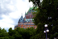 Chateau Frontenac - Quebec City Canada